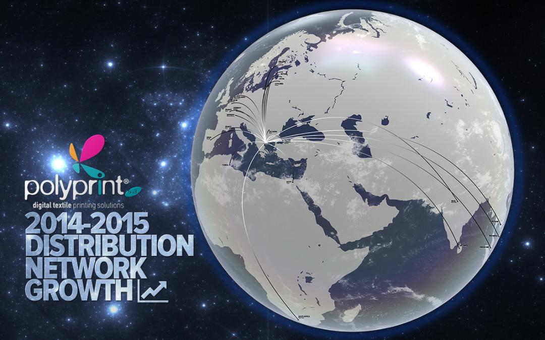 20 νέοι διανομείς των προϊόντων της Polyprint σε ένα χρόνο!